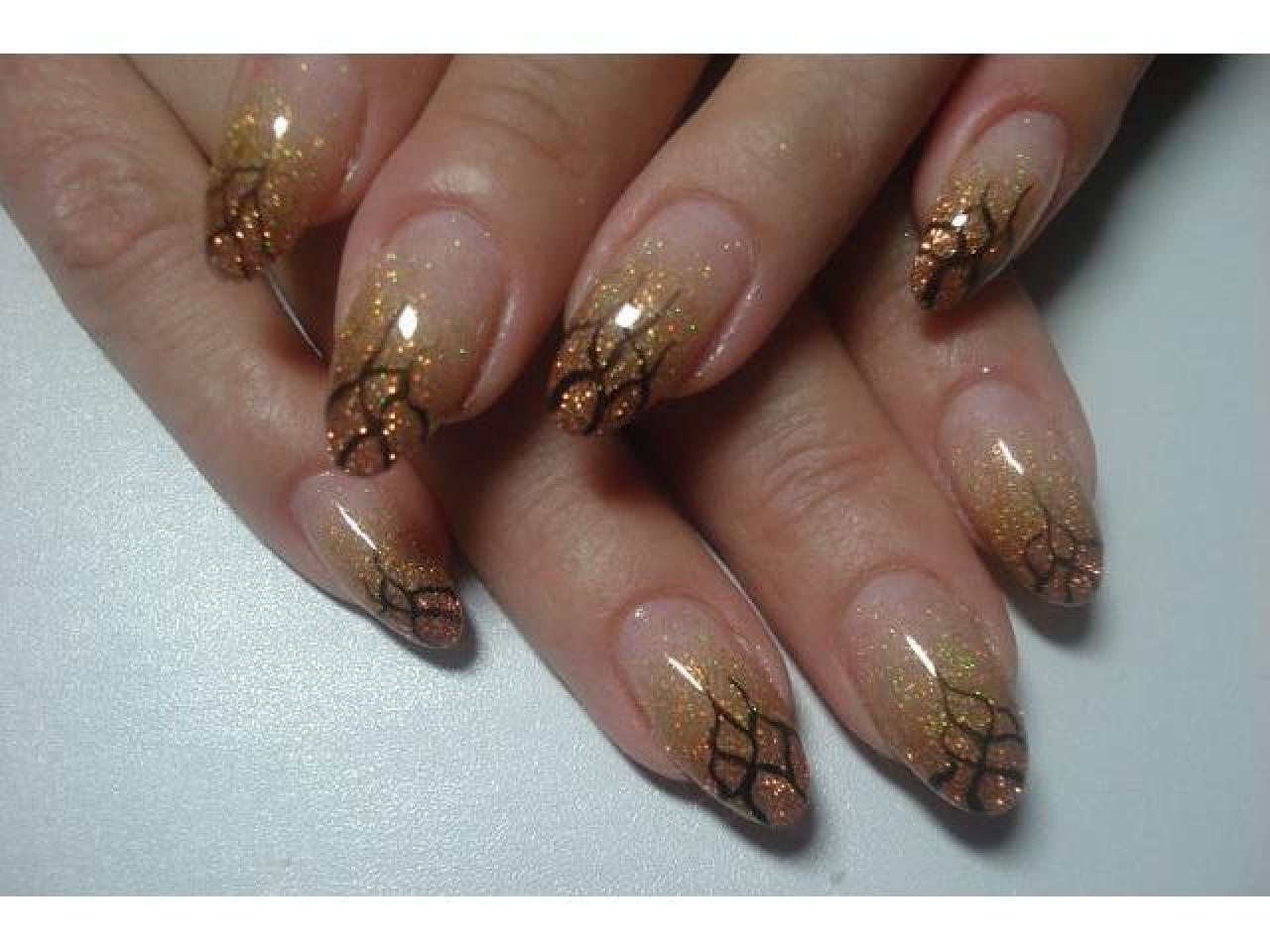 Гелевие ногти Croydon - 5