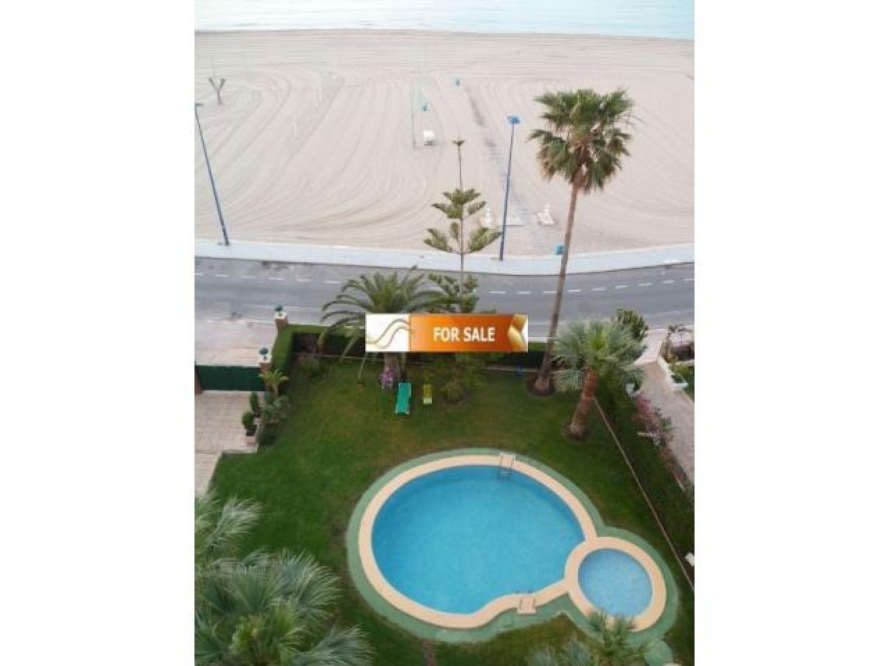 Продажа прекрасных апартаментов на 1 линии моря в Бенидорме - 3