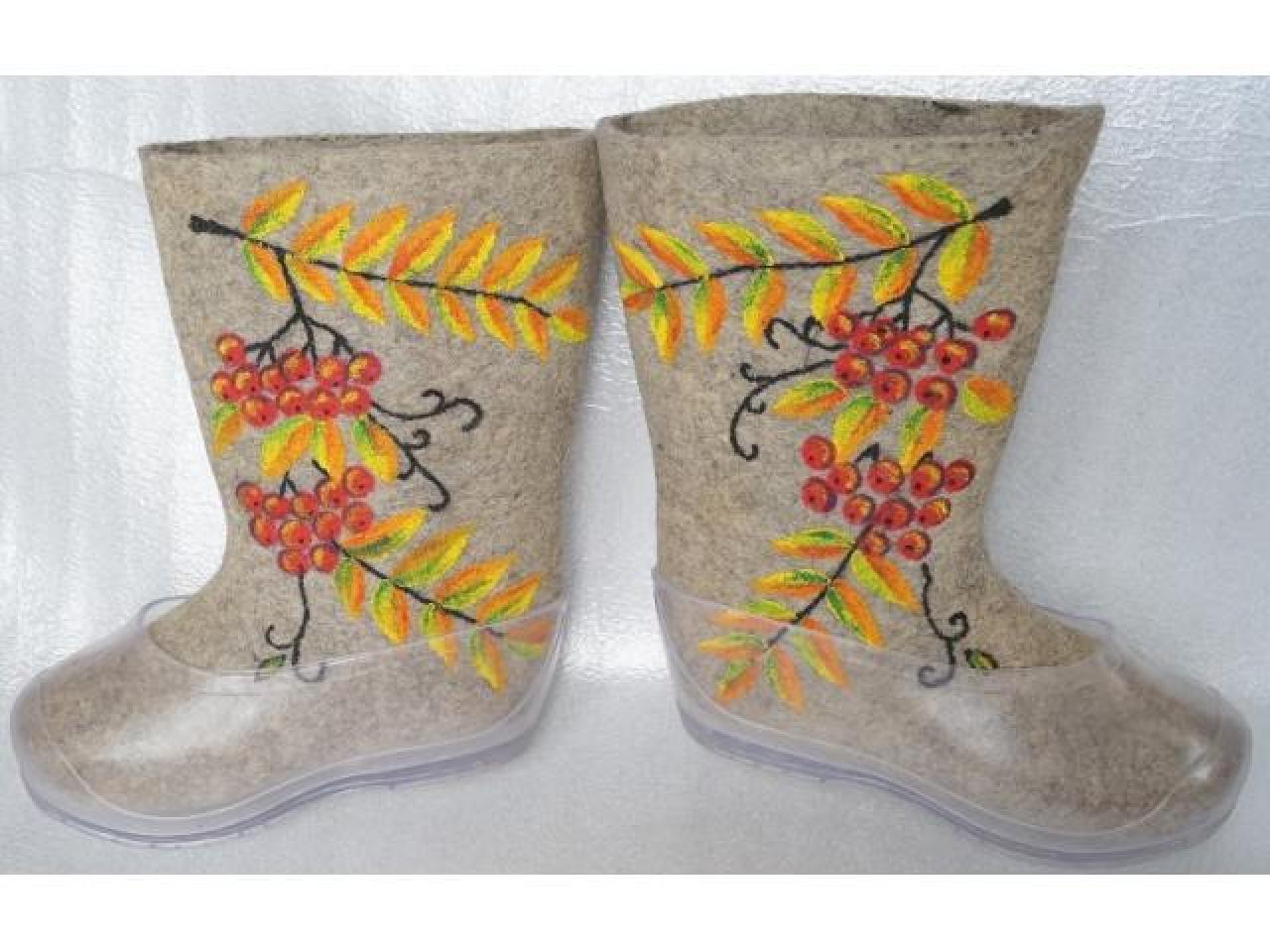 Самая полезная, натуральная обувь, одежда в мире - 4