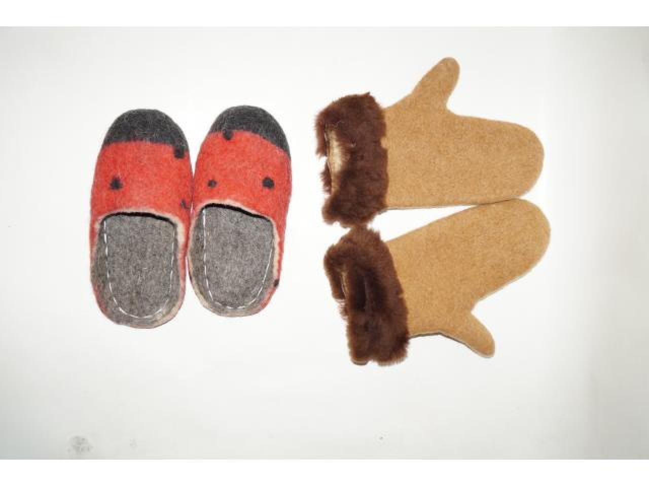 Самая полезная, натуральная обувь, одежда в мире - 5