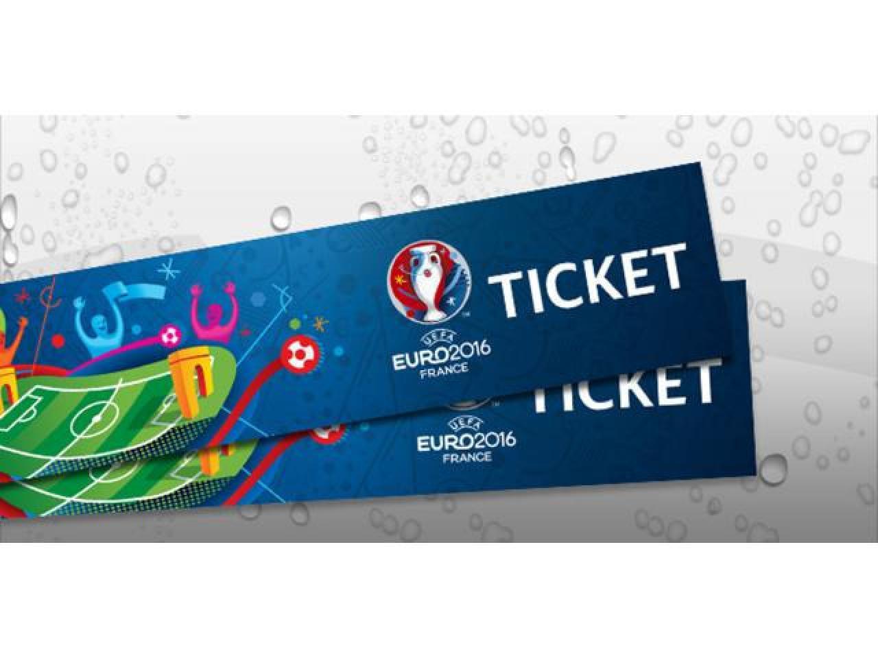 Билеты на Евро 2016 Россия - Англия - 1