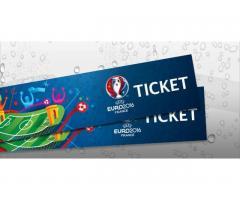 Билеты на Евро 2016 Россия - Англия