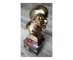 Бронзовый бюст Ленина - Image 7