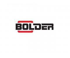 Bolder brake pads.