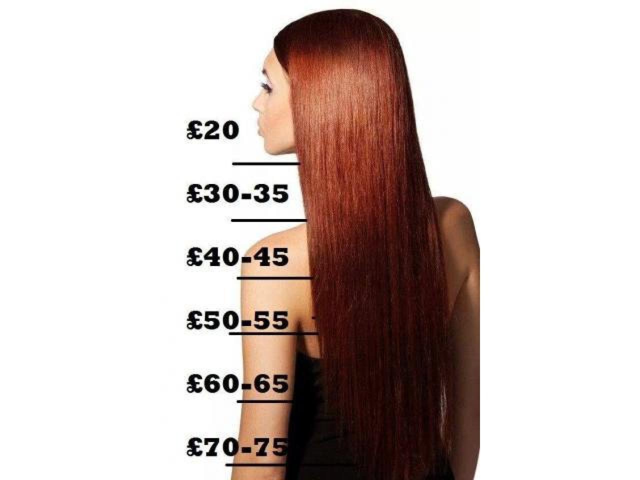 Выпрямление и восстановление волос - 2