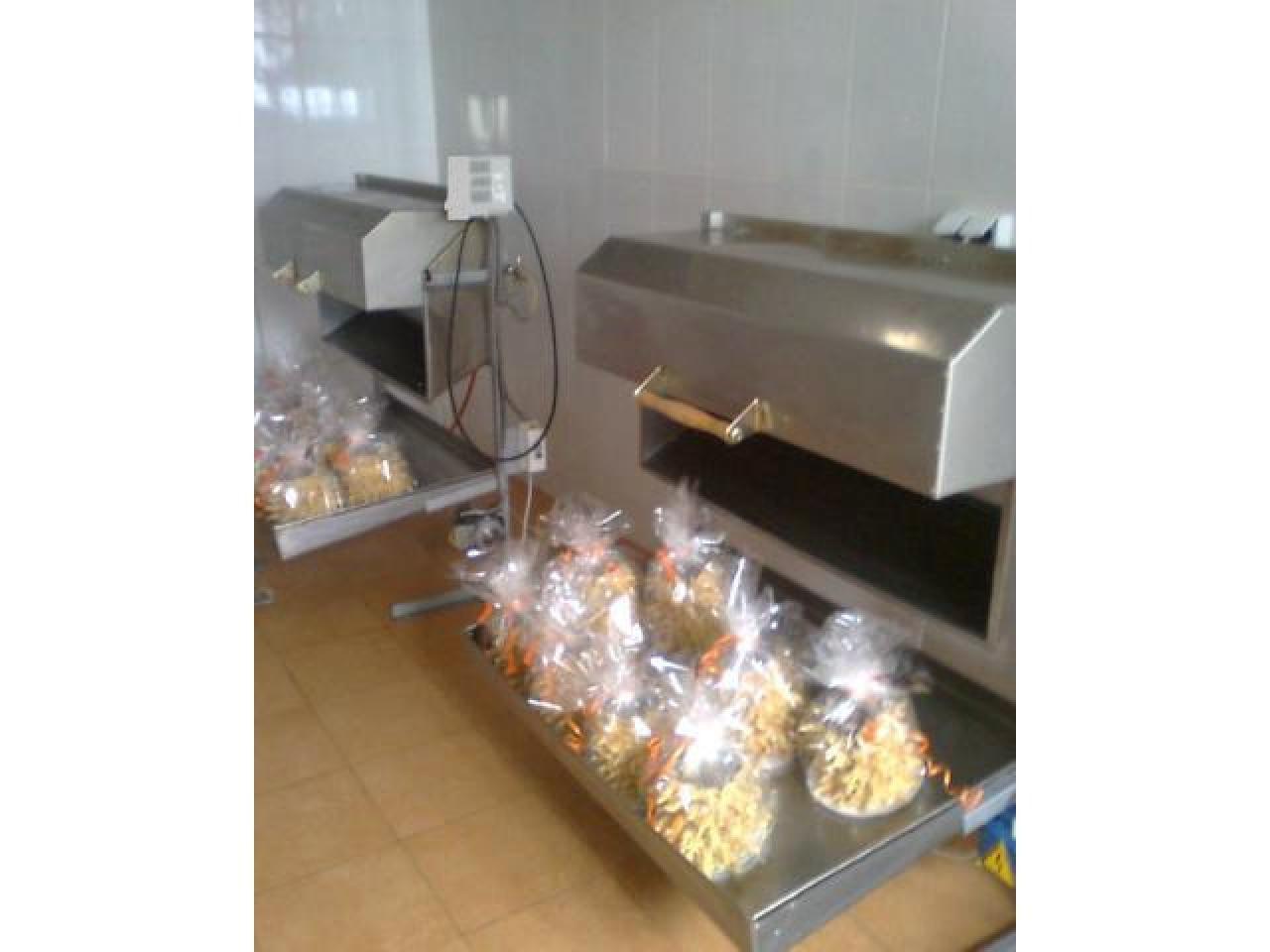 установка для производства тортов  Баумкухен  или  Шакотист - 4