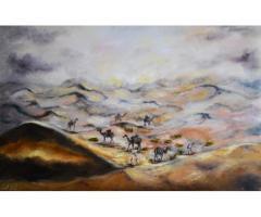 Продажа картин масло на холсте