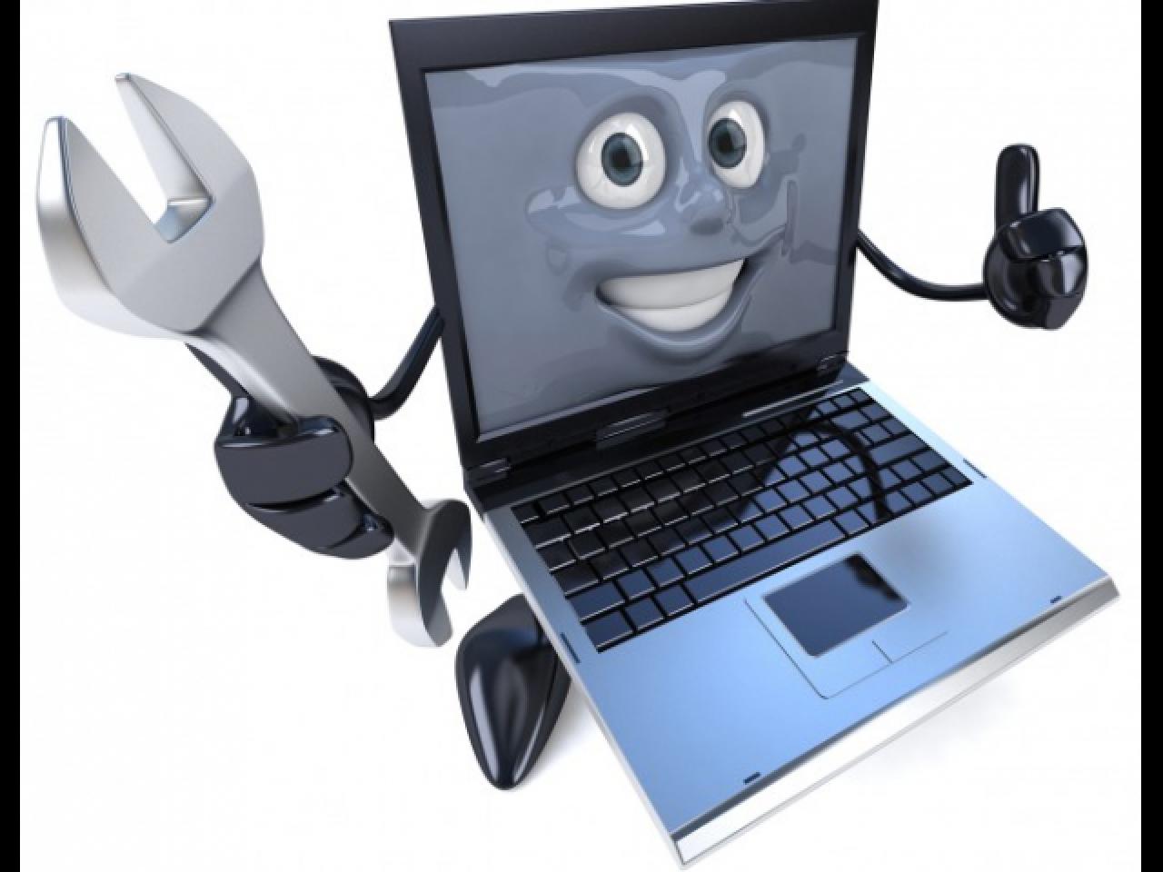 Ремонт и настройка компьютеров и ноутбуков,  ПРИЕЗЖАЮ - 1