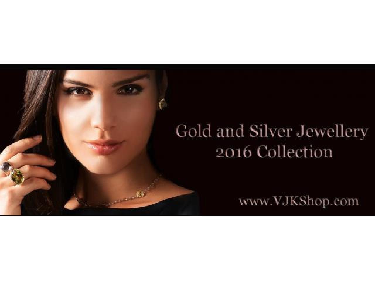 серебряные и золотые изделия и аксессуары - 1