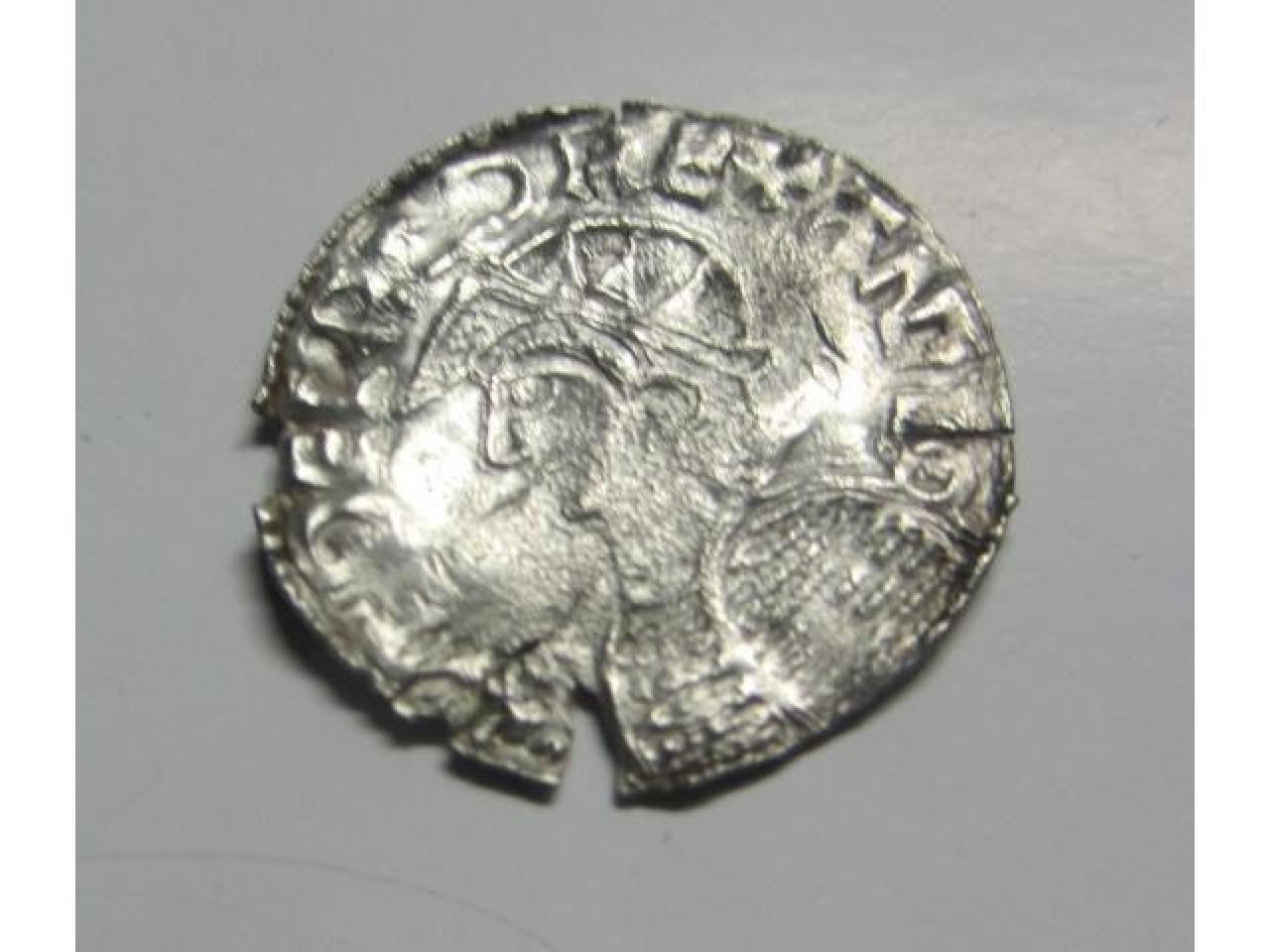 Продам серебряный денарий Этельреда-2 (978-1016 год) Англия. - 1
