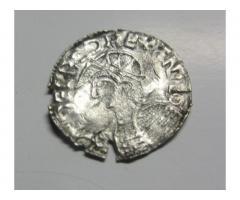 Продам серебряный денарий Этельреда-2 (978-1016 год) Англия.