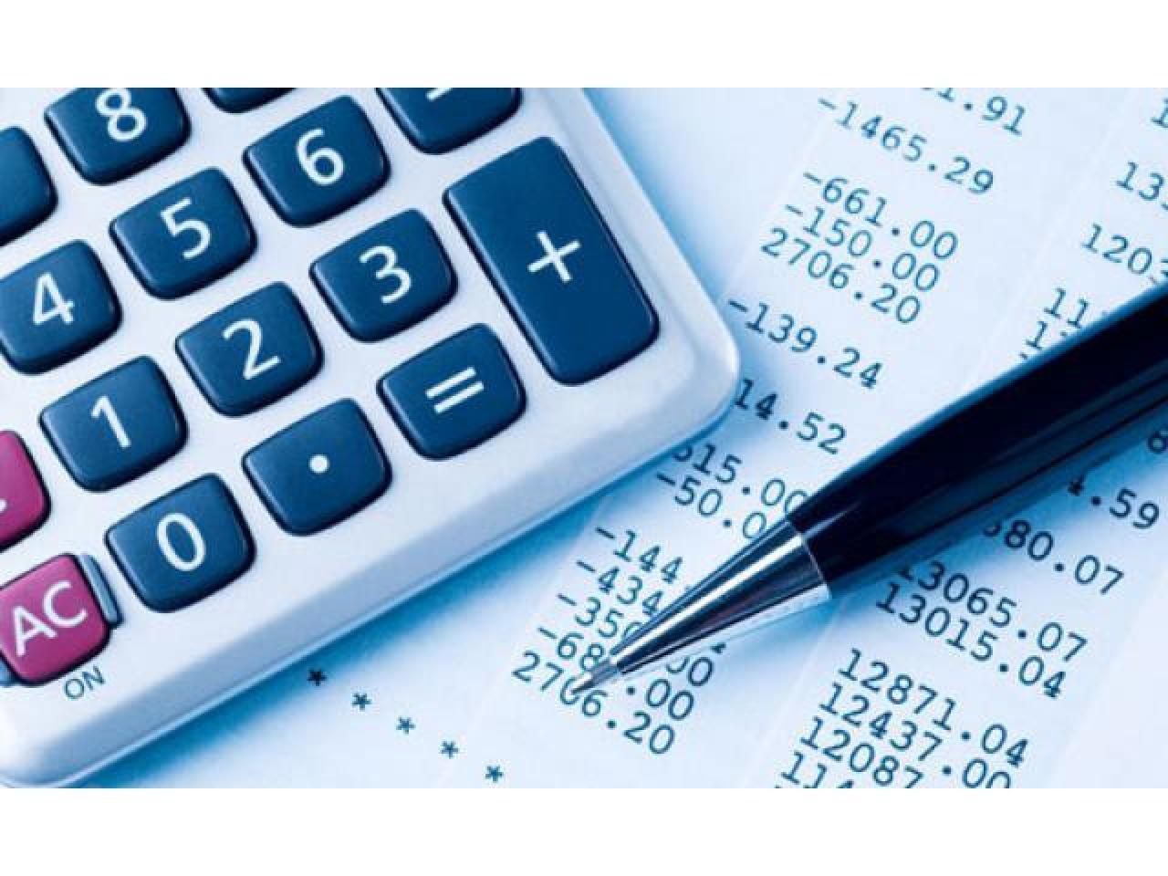 Услуги частного бухгалтера - 1