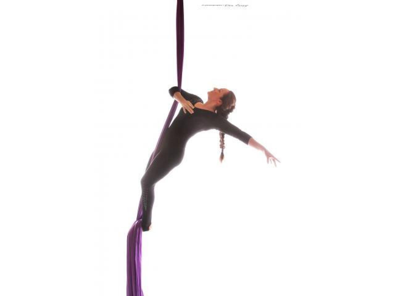 aerila silk lessons - 1