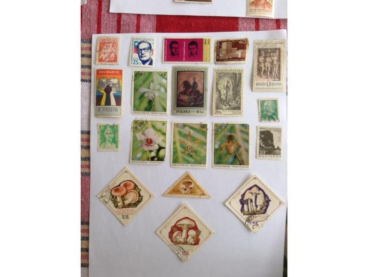 коллекция почтовых марок - 8