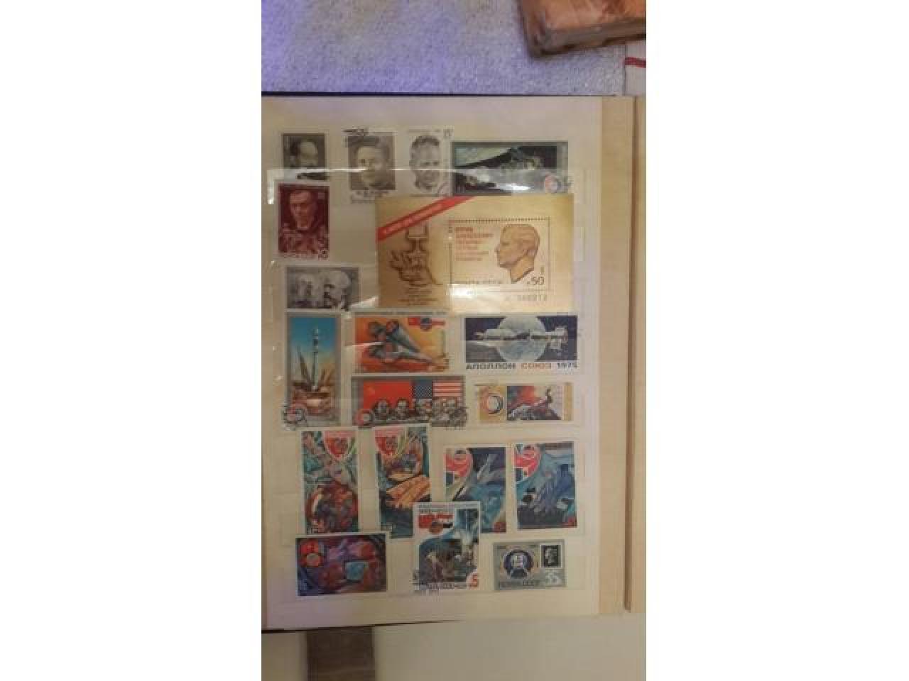 коллекция почтовых марок - 11