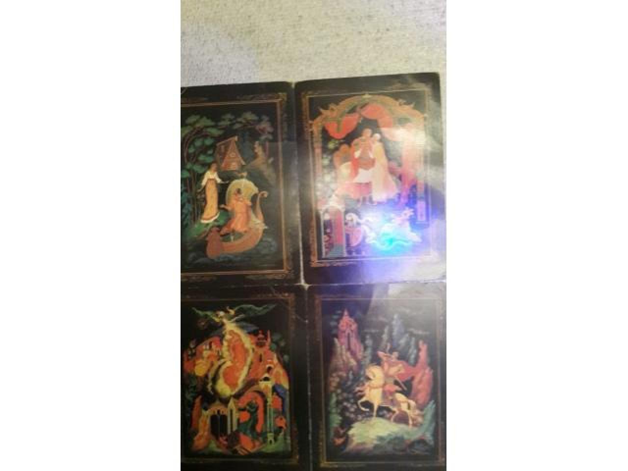 коллекция почтовых открыток - 2