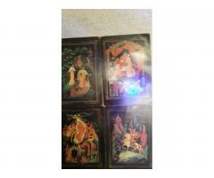 коллекция почтовых открыток