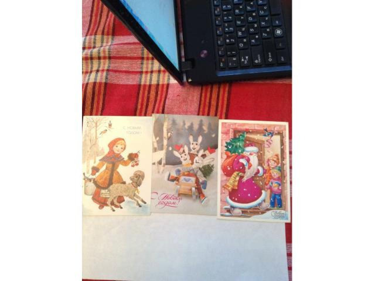 коллекция почтовых открыток - 11