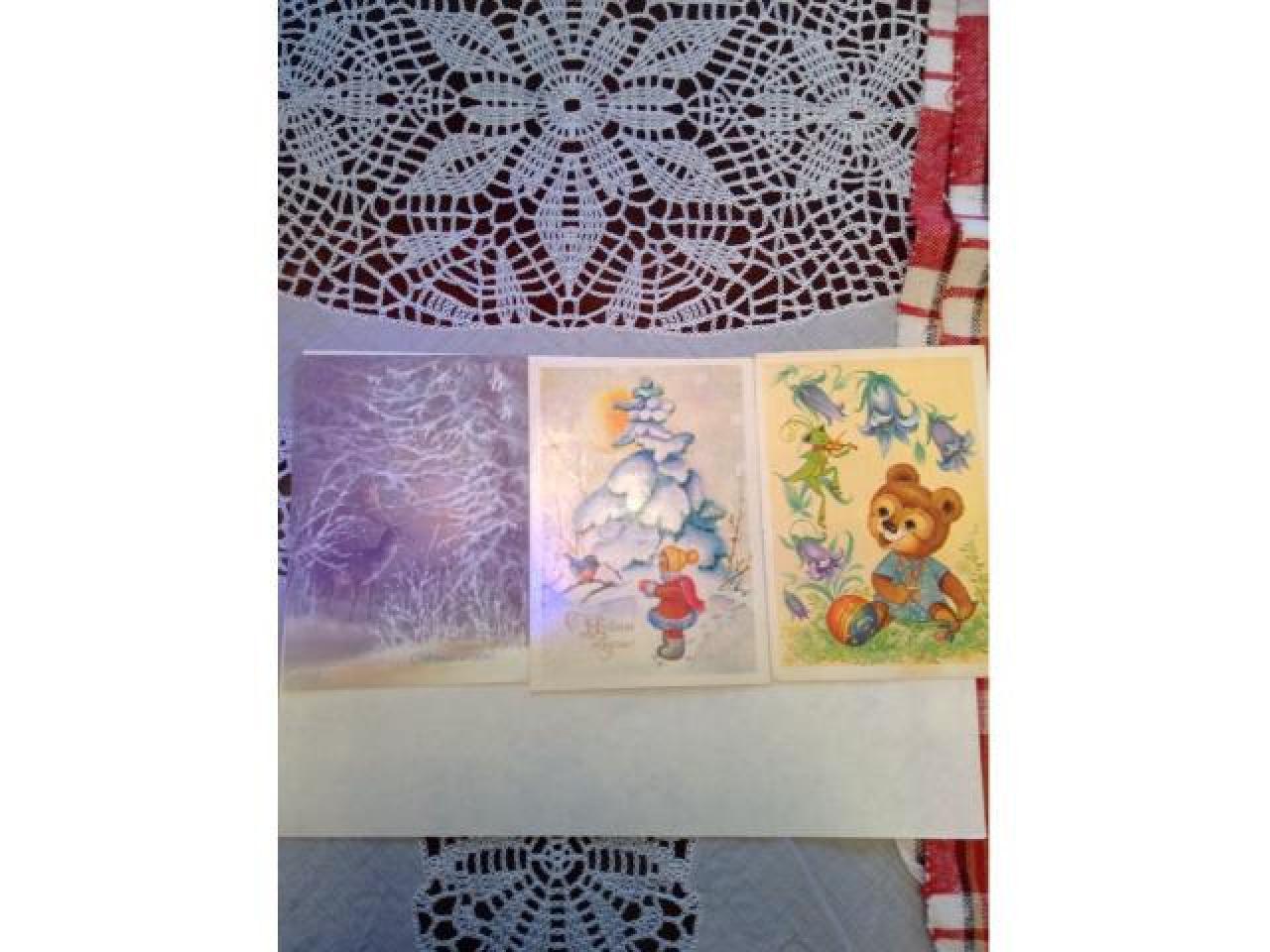 коллекция почтовых открыток - 12