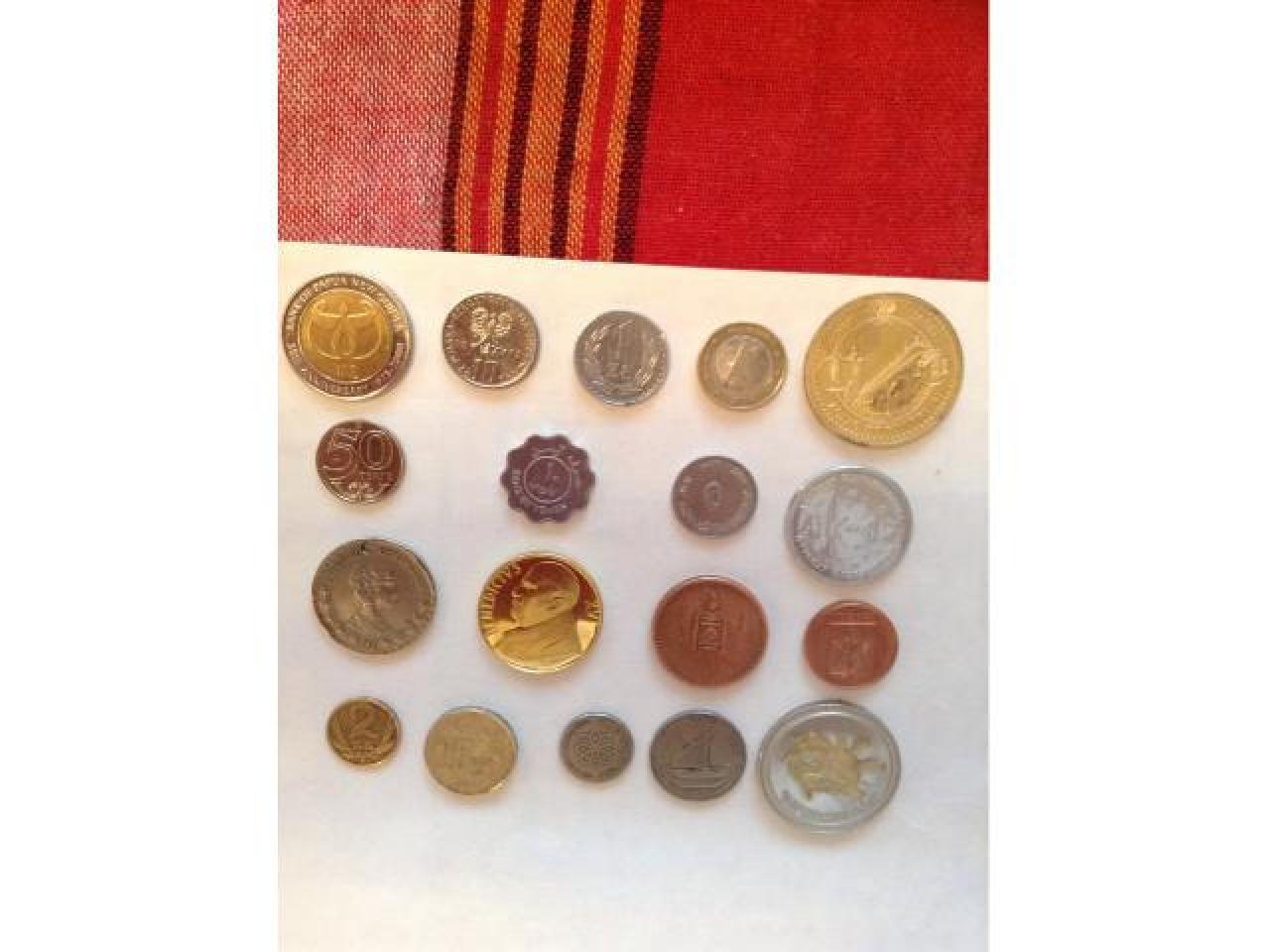 коллекция монет - 1