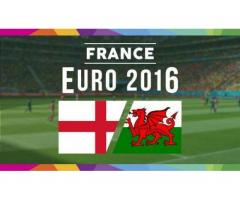 Англия - Уэльс - Евро 2016