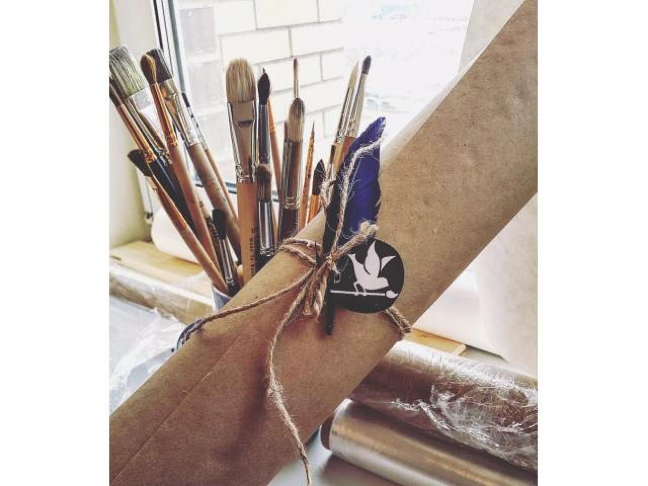 Портрет на заказ маслом, пастелью, карандашом и в других техниках. Картины любой сложности. - 3