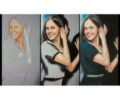 Портрет на заказ маслом, пастелью, карандашом и в других техниках. Картины любой сложности. - Image 4