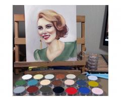 Портрет на заказ маслом, пастелью, карандашом и в других техниках. Картины любой сложности. - Image 5