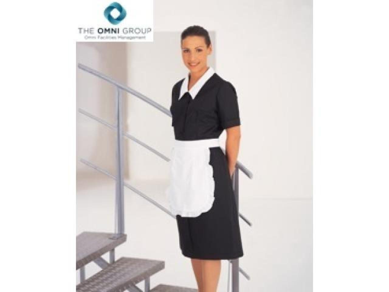 Housekeeping Room Attendants required urgently in central London. - 1
