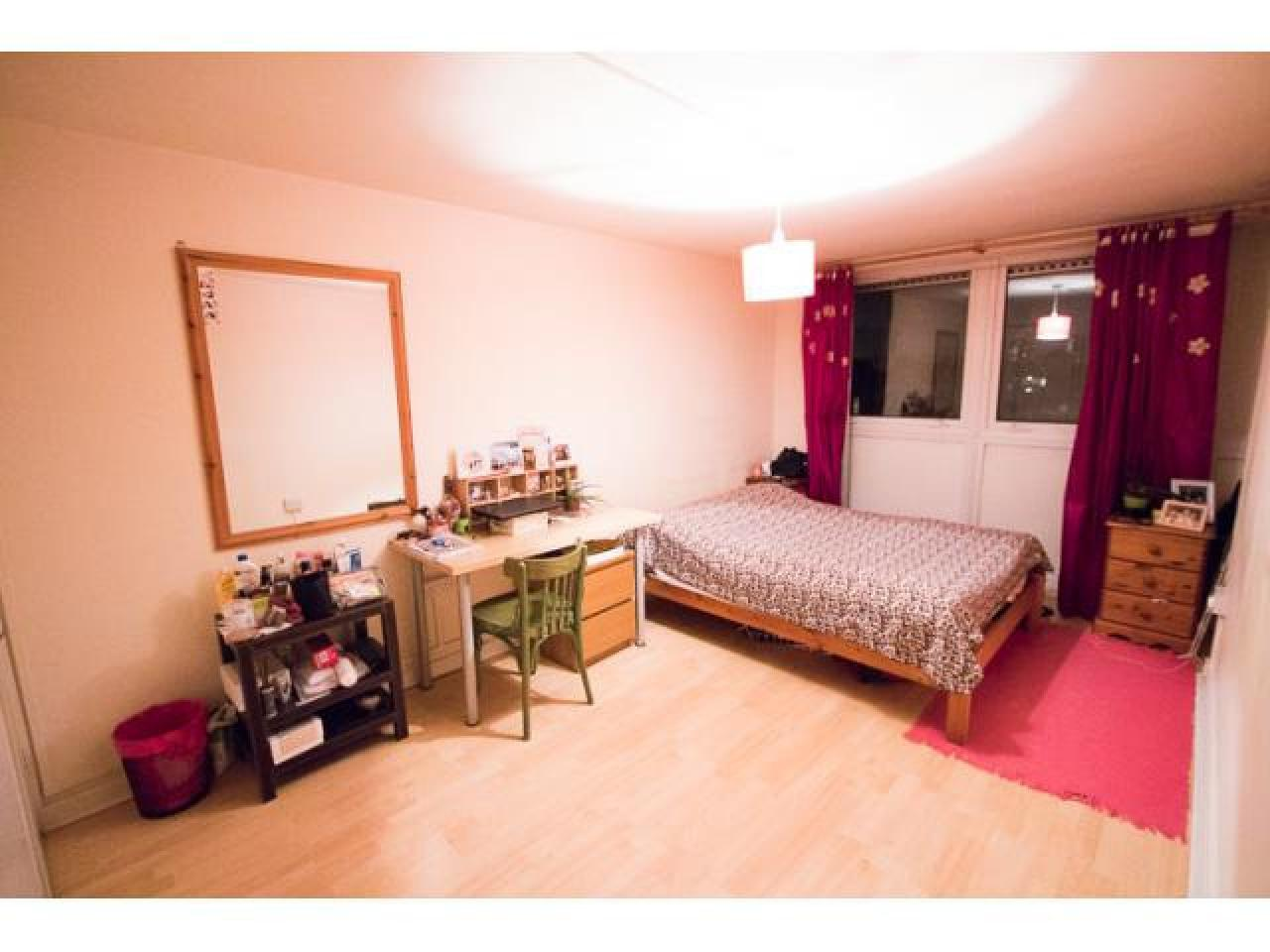 Double комната в аренду, £580/month, all bills included, Bethnal Green, London, ladies only - 1