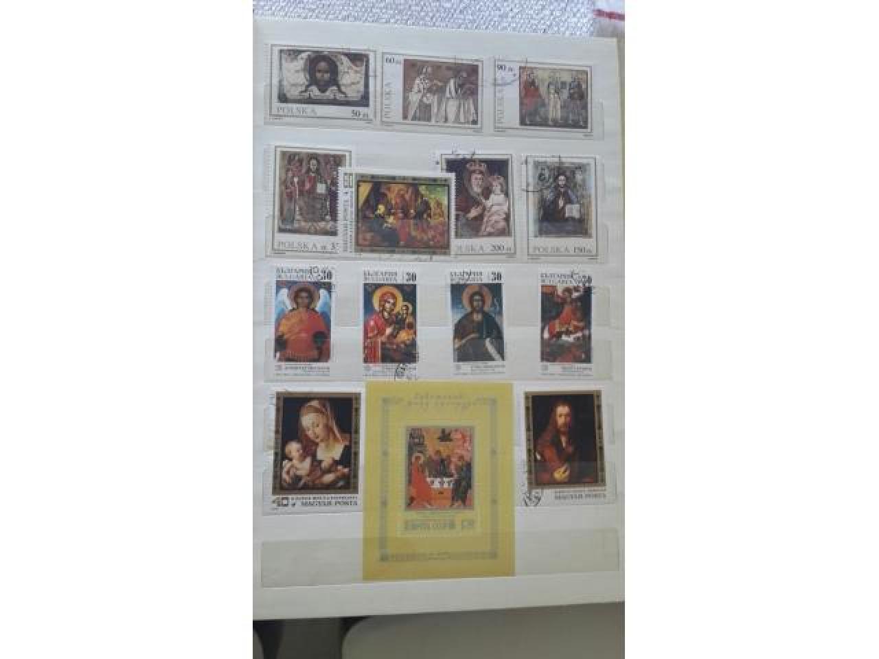 коллекция почтовых марок - 1