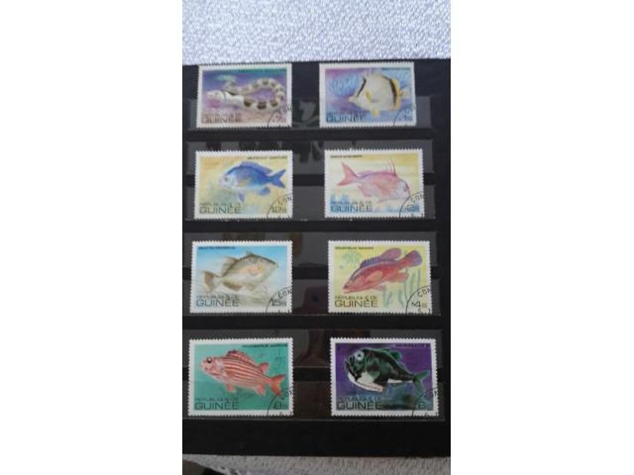 коллекция почтовых марок - 4