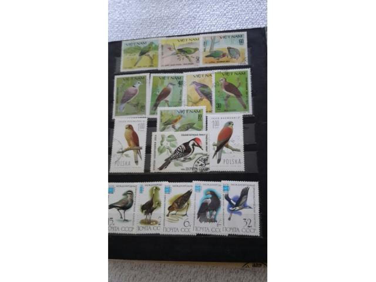 коллекция почтовых марок - 6