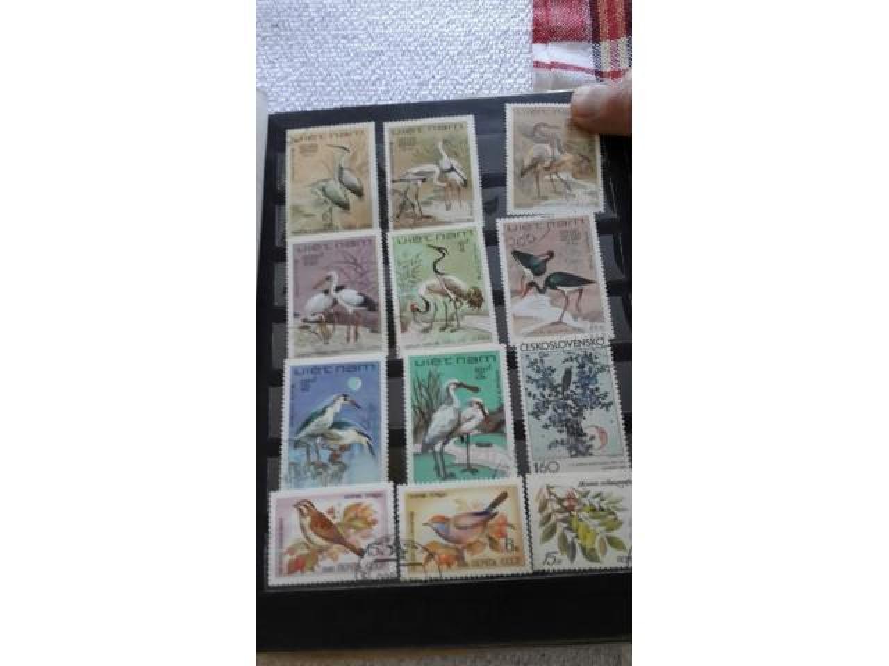коллекция почтовых марок - 7
