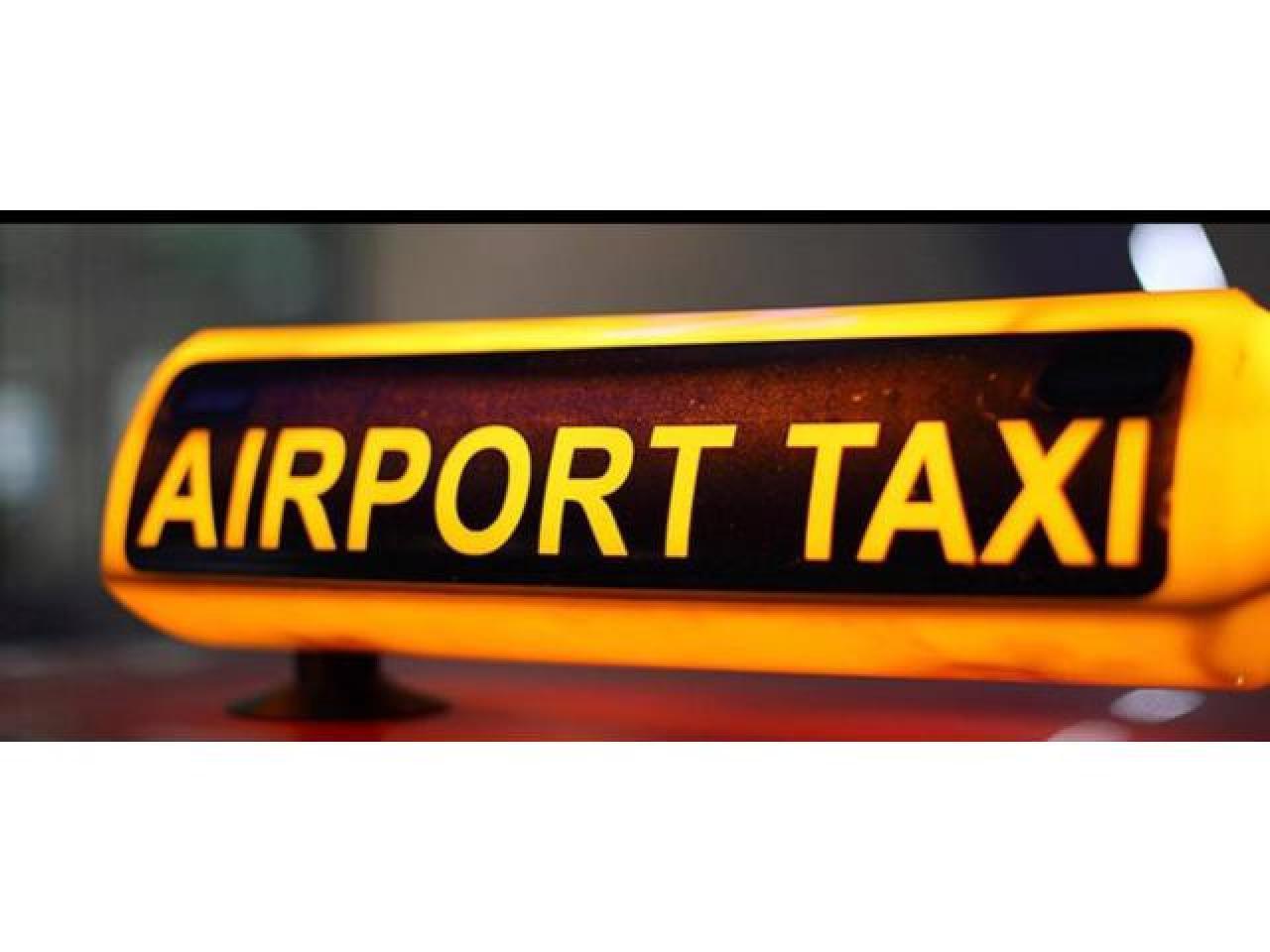 Отвезу и встречу Станстед, Лутон и других аэропортах лондона - 1