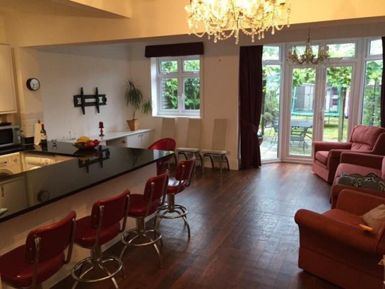 Сдаётся single комната в недавно отремонтированном, малонаселённом доме на севере Londona - 2