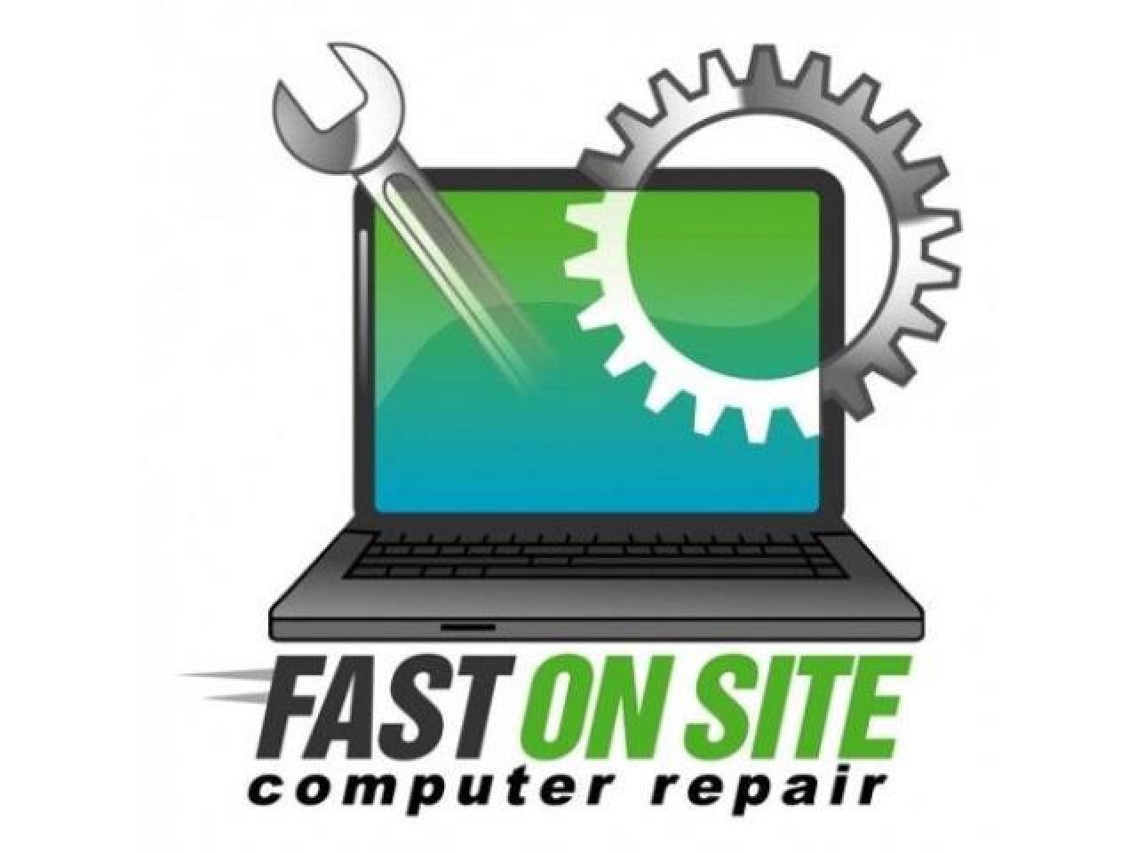 Ремонт ноутбуков, компьютеров, дешево. - 1