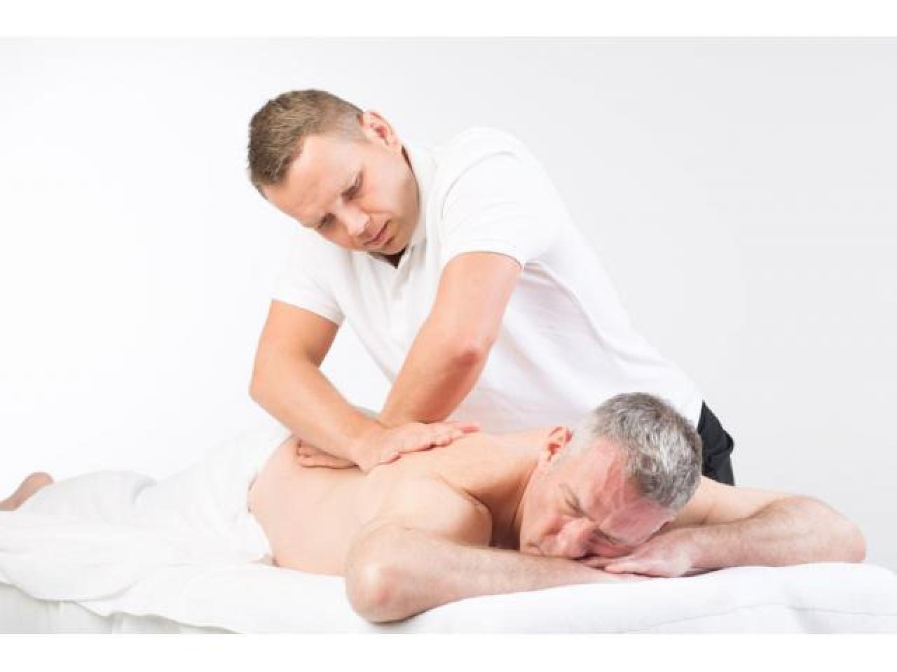 Профессиональный массаж, Скидки, 12 лет опыта - 1