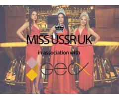 Международный конкурс красоты МИСС ЮССР ЮК В Лондоне начал набор и кастинги для новых участниц