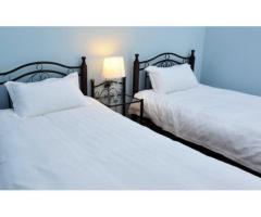 Сдаю double комнатy для двух с отделними кроватями в East Ham