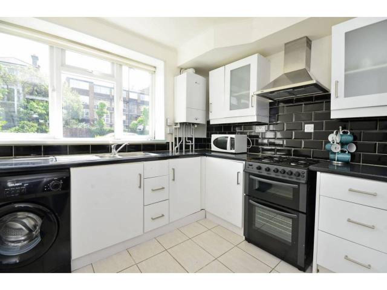 Сдается уютная single  комната в квартире в красивом и спокойном районе на Putney SW15 6AG. - 1