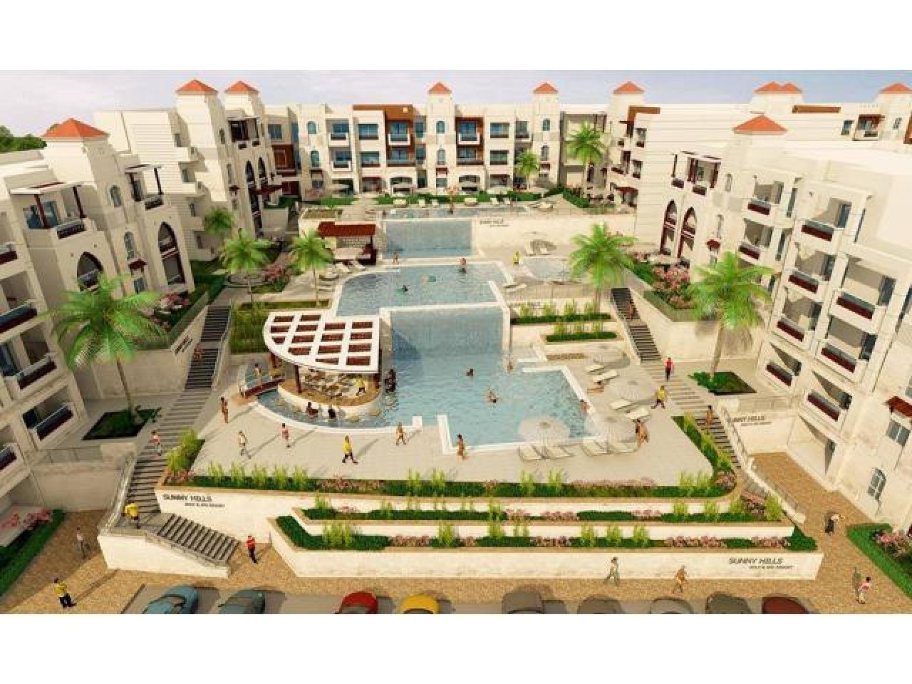 Недвижимость на берегу Красного моря, Хургада, Египет - 3