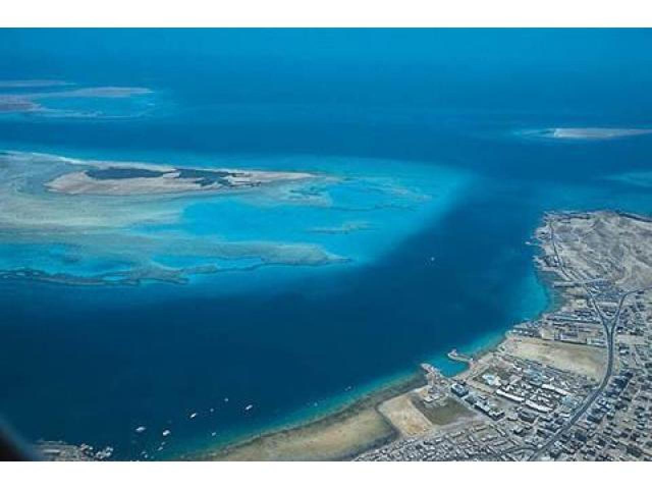 Недвижимость на берегу Красного моря, Хургада, Египет - 6