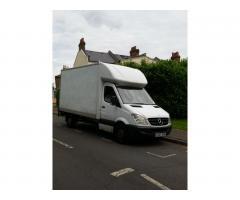 Перевозки и переезды,Luton Mercedes Sprinter, London, UK, EU