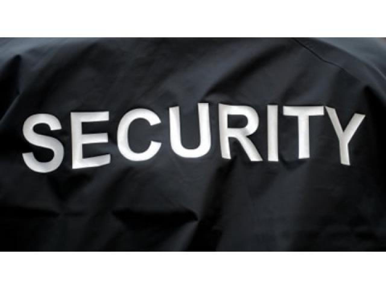 Security Company требуются мужчины и женщины на работу охранником,обучаем,помогаем получить лицензию - 1