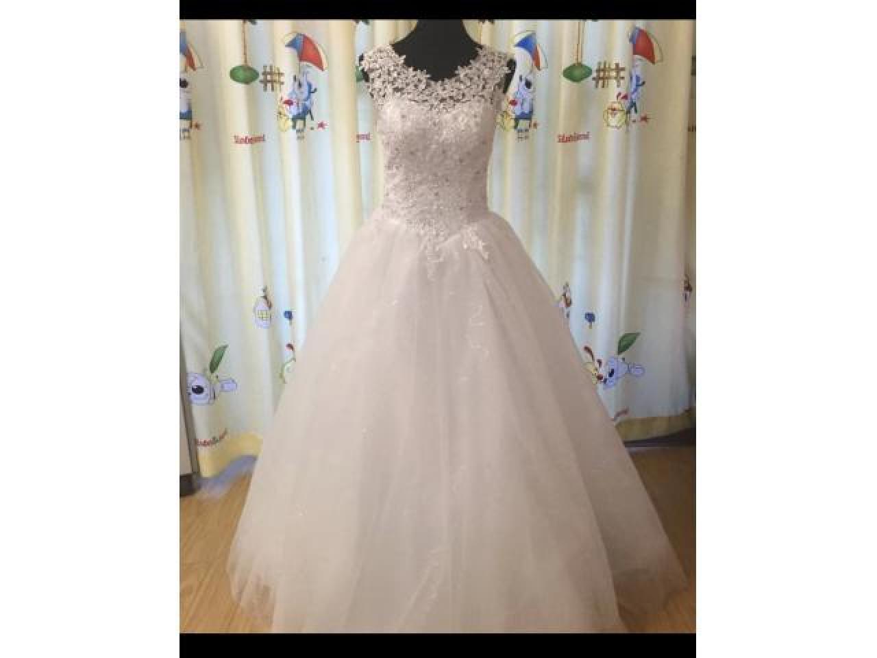 Продаётся новое свадебное платье - 1