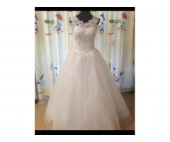 Продаётся новое свадебное платье