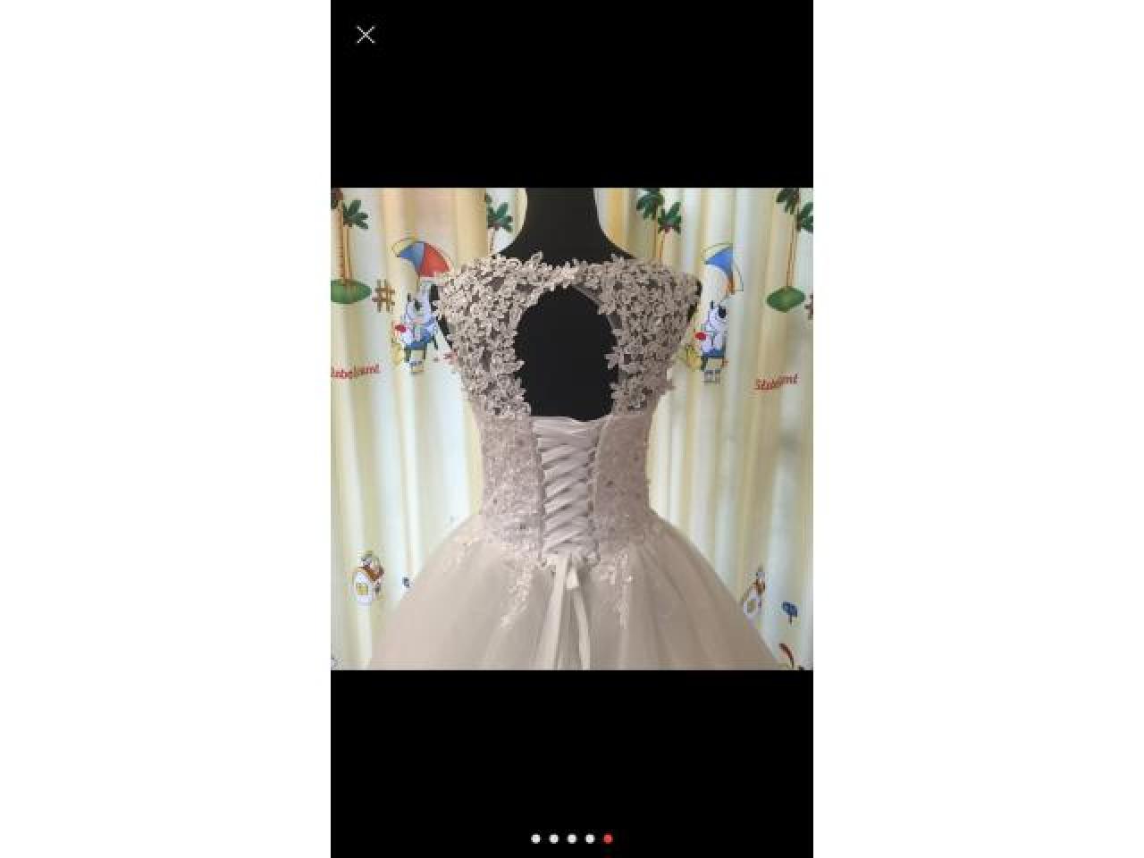 Продаётся новое свадебное платье - 2
