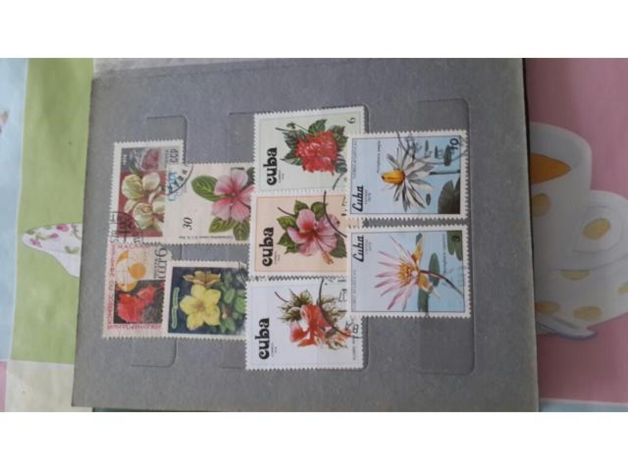 коллекция марок - 1