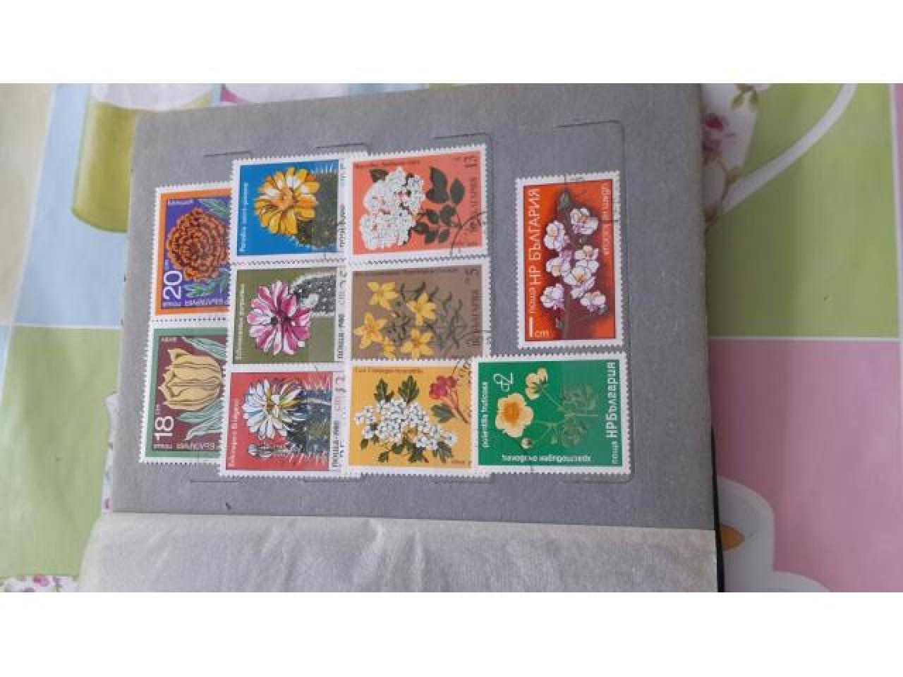 коллекция марок - 2